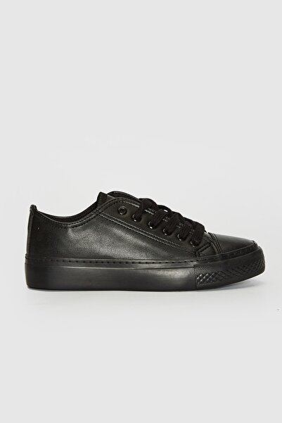 Kadın Siyah Sneaker 0SD096Z8