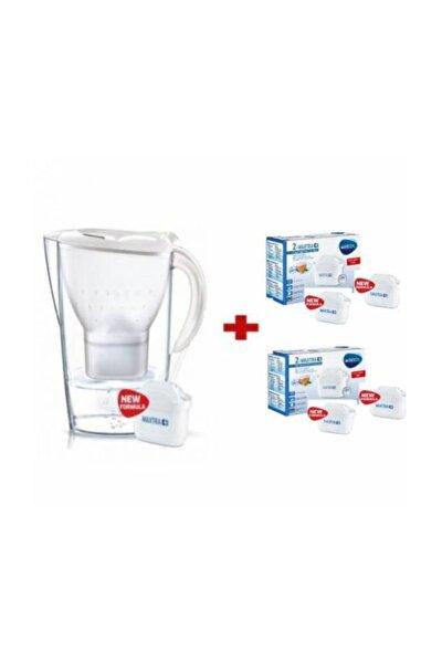 Brita Marella Xl Beyaz Su Arıtmalı Sürahi -toplam 5 Maxtra + Plus Filtreli