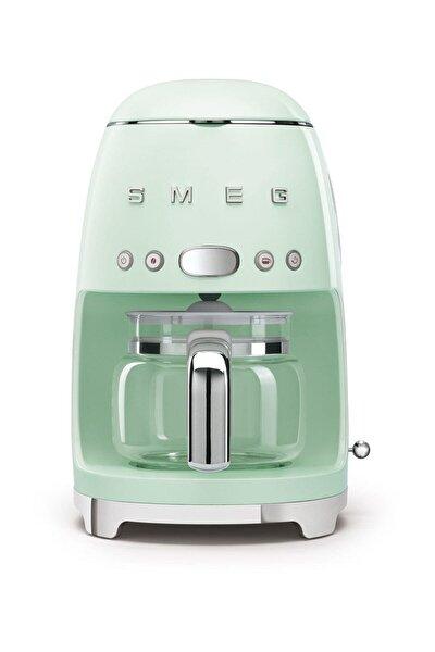 Pastel Yeşil Led Göstergeli Filtre Kahve Makinesi