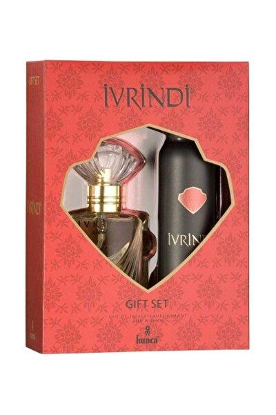 Edt 55 Ml + Deodorant 150 Ml Kadın Parfüm Seti 8690973040879