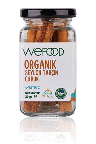 Organik Seylon Tarçın Çubuk 20 gr