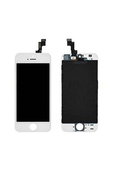 Apple Iphone 5s Lcd Ekran Ve Dokunmatik - Beyaz