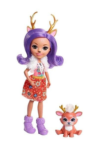 Ana Karakter Bebekler Danessa Deer Ve Sprint fnh23
