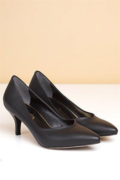 PC-50179 Siyah Kadın Ayakkabı