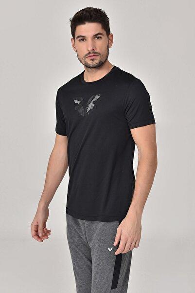 Siyah Erkek T-shirt  GS-8843