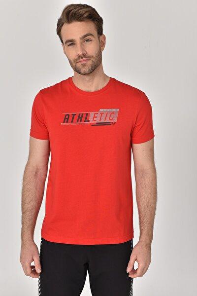 Kırmızı Erkek T-shirt  GS-8812