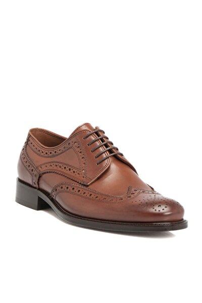 Taba Deri Erkek Ayakkabı