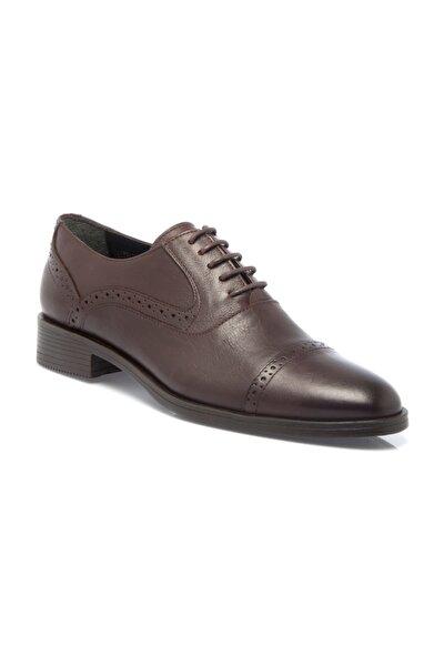 Hakiki Deri Kahve Deri Erkek Ayakkabı