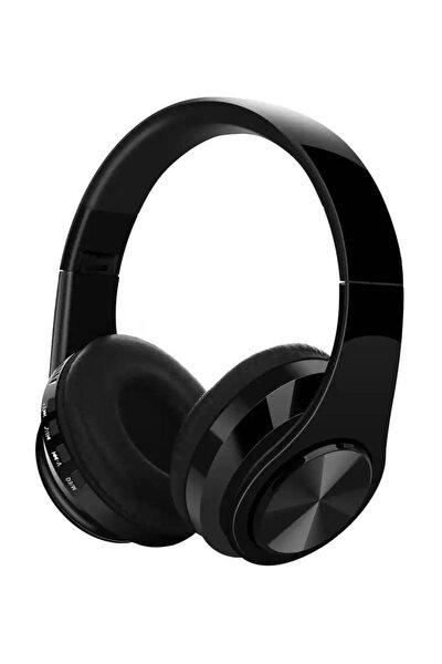 FG-69 Siyah Bluetooth Kulaküstü Kulaklık (Yui Türkiye Garantili)
