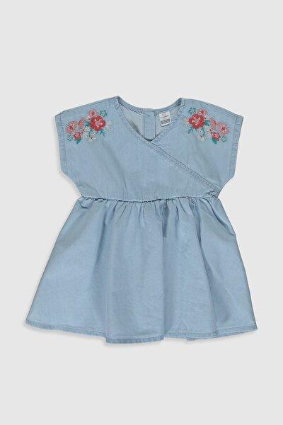 Kız Bebek Açık Rodeo 311 Elbise