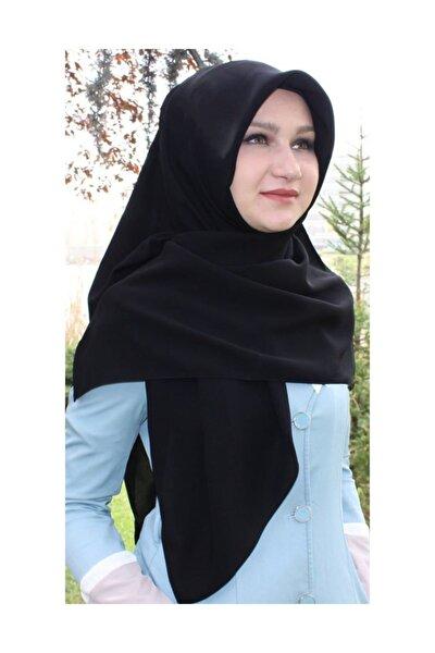 Medine Ipeği Eşarp - Siyah