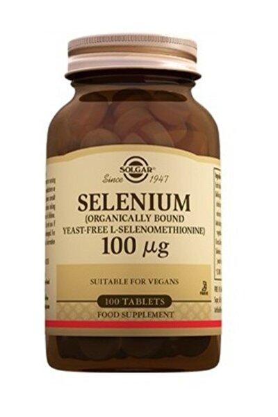 Selenium 100 Mcg 100 Tablet