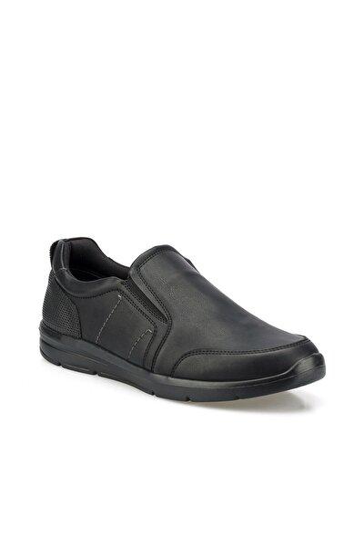 160007.M Siyah Erkek Comfort Ayakkabı 100500857