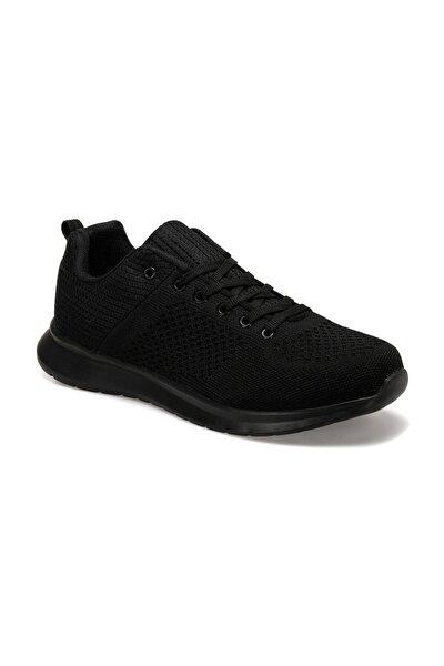 BONERA Siyah Erkek Kalın Taban Sneaker Spor Ayakkabı 100442766