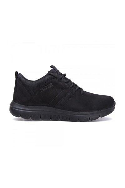 Siyah Nubuk Erkek Ayakkabı