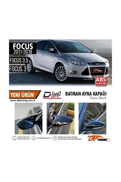 Ford Focus Yarasa Ayna Kapağı Parlak Siyah 3-3.5 (2011 - 2018)