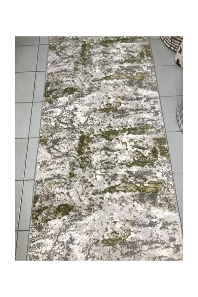 Butik Kaymaz Kesme Battaniye Halı Kaymaz Taban Kesme Yumuşak Yüzey En: 80 cm