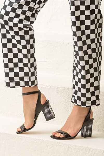 MAITE Siyah Kadın Sandalet