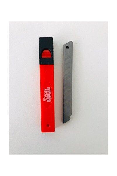 Maket Bıçağı Yedek Dar 9 mm 10Lu (BR-735)