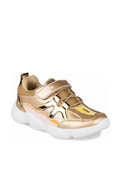 346.P19K.133 Altın Kız Çocuk Koşu Ayakkabısı 100578798