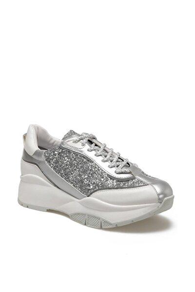 20S-418 Gri Kadın Sneaker Ayakkabı 100517469