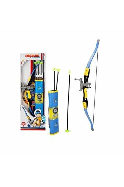 Rising Sports Sadaklı Ok Yay Lazerli Okçuluk Oyun Seti Sun-27042