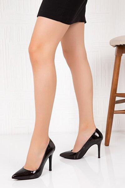 Kadın Hakiki Deri Topuklu Ayakkabı