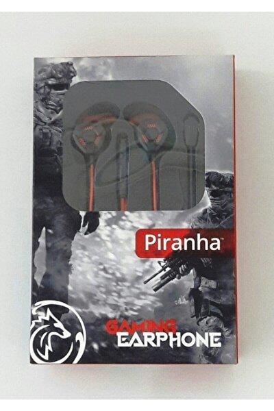 PİRANHA2045 Kulakiçi Mikrofonlu Oyuncu Kulaklığı Gaming Earphone