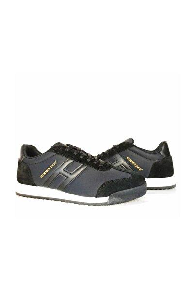 Trio Spor Ayakkabı 102-20001 M Siyah Beyaz