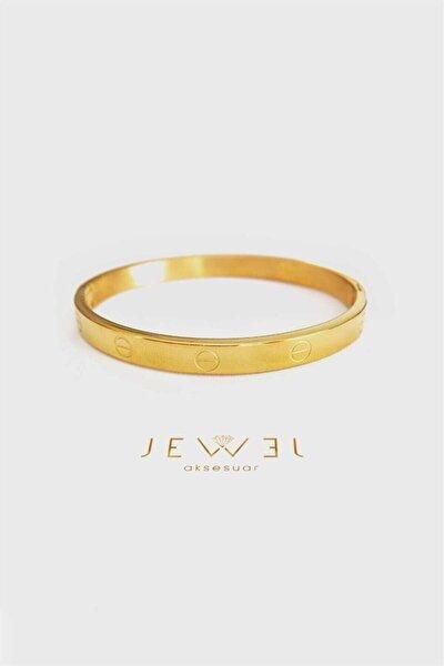 C. Model Gold Altın Kaplama Bileklik