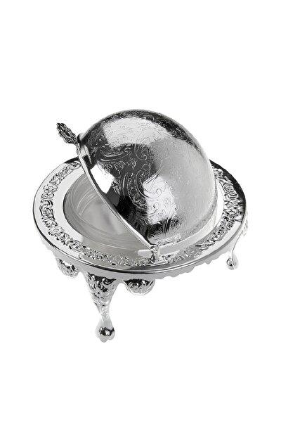 Gümüş-Cam Tereyağlık 14x12 PR04-1009