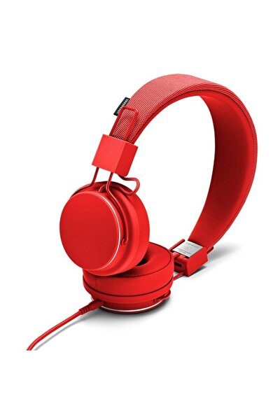 Plattan 2 Kırmızı Mikrofonlu Kulak Üstü Kulaklık
