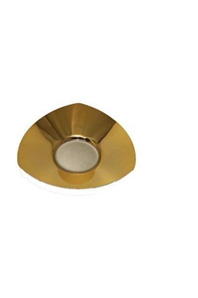 Star Gold 12 Adet Çay Tabağı Altın Dekorlu Tabak A74126