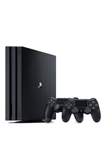Playstation 4 Pro 1 TB - Türkçe Menü + 2. PS4 Kol