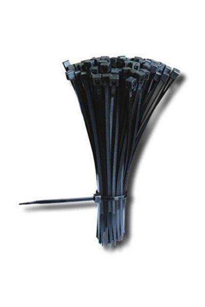 3,6x250 Kablo Bağı Siyah 100 Adet