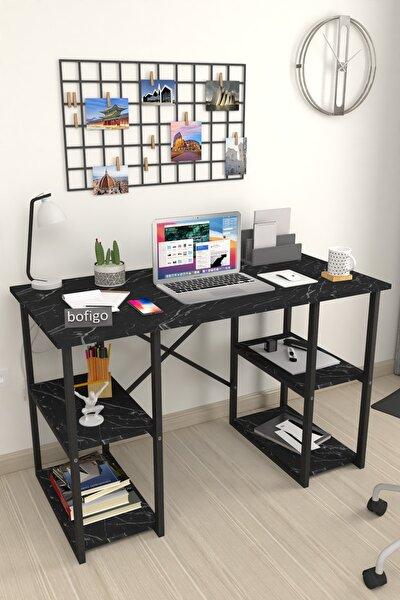 60x120 Cm 4 Raflı Çalışma Masası Bilgisayar Masası Ofis Ders Yemek Masası Bendir