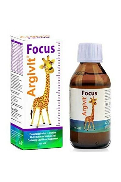 Argivit Focus Şurup 150 ml