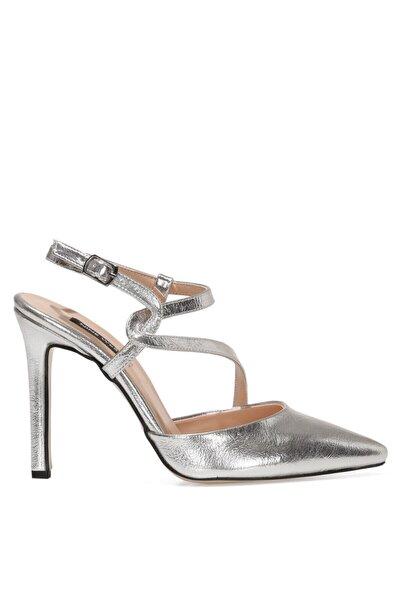 TUMLA 1FX Gümüş Kadın Gova Ayakkabı 101011956