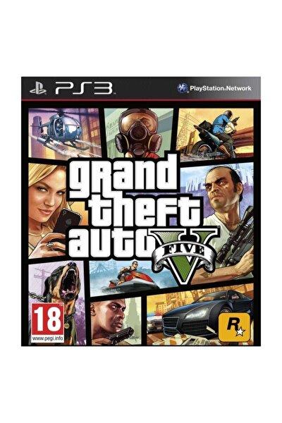 GTA 5 PS3 Oyun