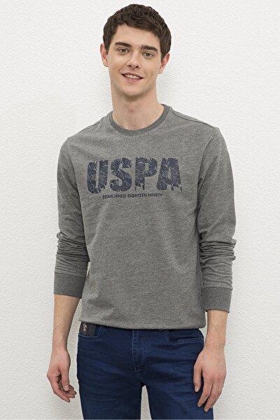 Grı Erkek Sweatshirt G081Sz082.000.1219370
