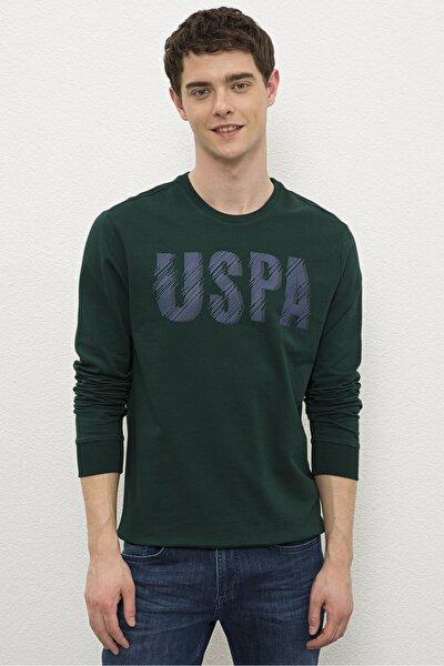 Yesıl Erkek Sweatshirt G081Sz082.000.1219202