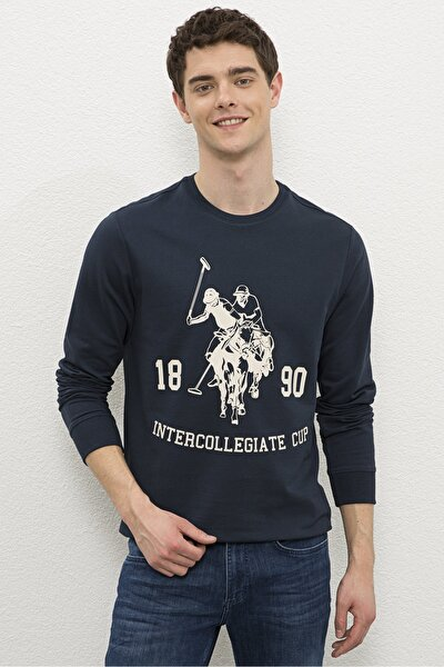Lacıvert Erkek Sweatshirt G081Sz082.000.1219300