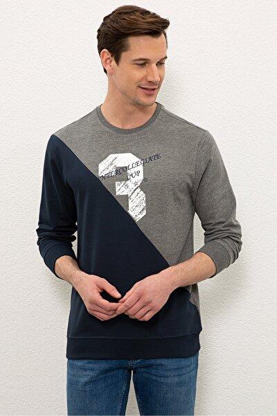 Gri Erkek Sweatshirt G081SZ082.000.1219416