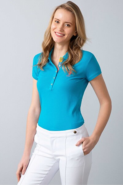 Mavi Kadin T-Shirt