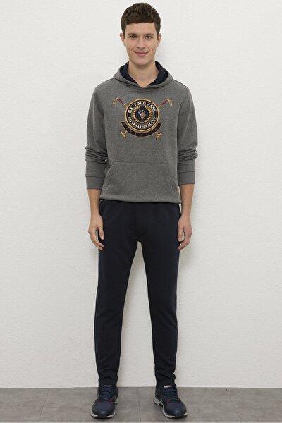 Lacıvert Erkek Örme Pantolon