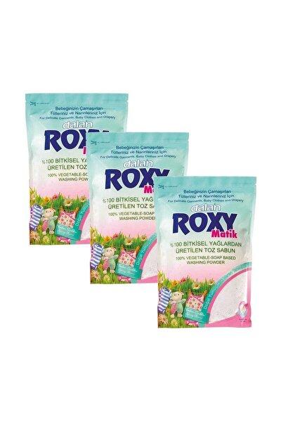 Roxi Matik Bahar Çiçekleri 2000 Gr 3'lü Set