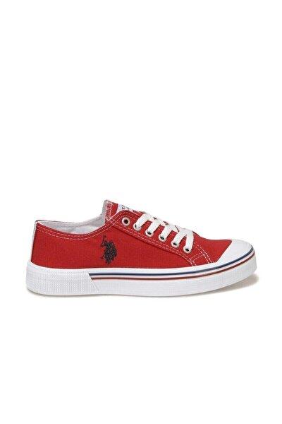 PENELOPE 1FX Kırmızı Kız Çocuk Sneaker Ayakkabı 100910626