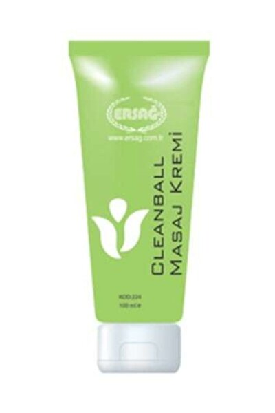 Cleanball Masaj Kremi 100 ml