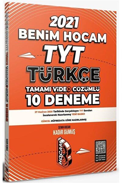 2021 Tyt Türkçe Tamamı Video Çözümlü 10 Deneme Sınavı