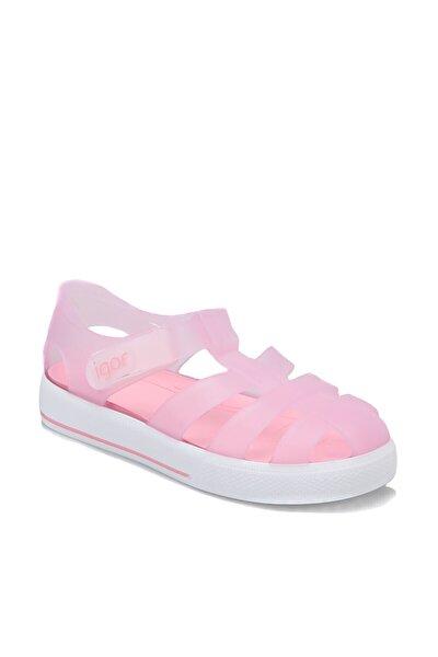 S10171-Ö52 Fuşya Kız Çocuk Sandalet 100293853